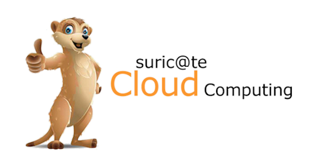 Suric@te Cloud Computing